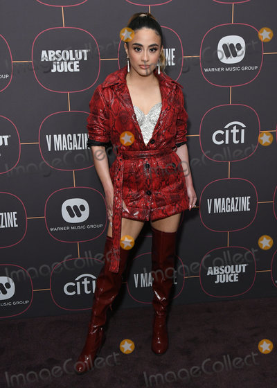 Ally Brooke Photo - 23 January 2020 - Hollywood California - Ally Brooke Warner Music Group Pre-Grammy Party 2020 held at Hollywood Athletic Club Photo Credit Birdie ThompsonAdMedia