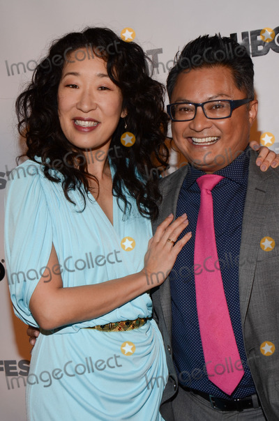Alec Mapa Photo - 15 March 2014 - Hollywood California - Sandra Oh and Alec Mapa 2014 Outfest Fusion Achievement Award at the 2014 Fusion Gala LGBT People of Color Film Festival held at the Egyptian Theatre Photo Credit Tonya WiseAdMedia