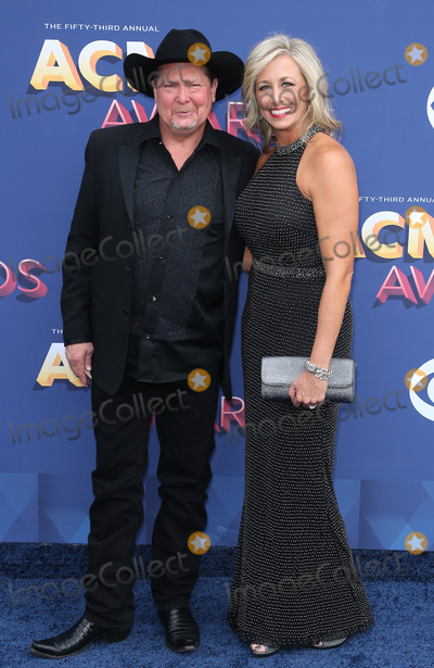 Tracy Lawrence Photo - 15 April 2018 - Las Vegas Nevada -  Tracy Lawrence 53rd Academy of Country Music Awards ACM Awards held at  MGM Grand Garden Arena Photo Credit MJTAdMedia