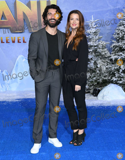 Emily Baldoni Photo - 09 December 2019 - Hollywood California - Justin Baldoni Emily Baldoni Jumanji The Next Level Los Angeles Premiere  held at TCL Chinese Theatre Photo Credit Birdie ThompsonAdMedia