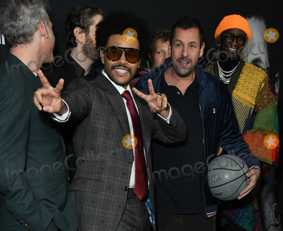 Adam Sandler Photo - 11 December 2019 - Hollywood California - The Weekend Adam Sandler A24s Uncut Gems Los Angeles Premiere held at The Dome at Arclight Hollywood Photo Credit Birdie ThompsonAdMedia