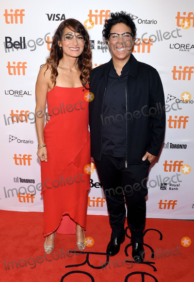 Angela Robinson Photo - 12 September 2017 - Toronto Ontario Canada - Angela Robinson Alex Kondracke 2017 Toronto International Film Festival - Professor Marston  The Wonder Women Premiere held at Princess of Wales Theatre Photo Credit Brent PerniacAdMedia