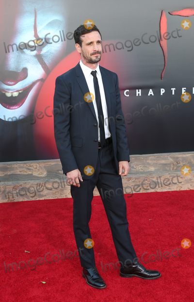 JAMES RANSON Photo - 26 August 2019 - Westwood California - James Ransone Premiere Of Warner Bros Pictures It Chapter Two held at Regency Village Theatre Photo Credit FSadouAdMedia