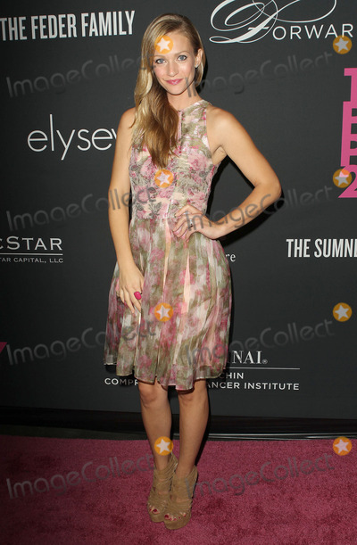AJ Cook Photo - 19 October 2013 - Santa Monica California - AJ Cook The Pink Party 2013 held at the Santa Monica Airport Photo Credit Kevan BrooksAdMedia