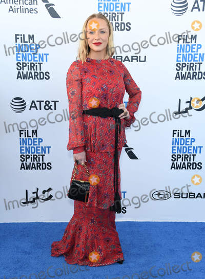 Annie Starke Photo - 23 February 2019 - Santa Monica California - Annie Starke 2019 Film Independent Spirit Awards - Arrivals held at the Santa Monica Pier Photo Credit Birdie ThompsonAdMedia