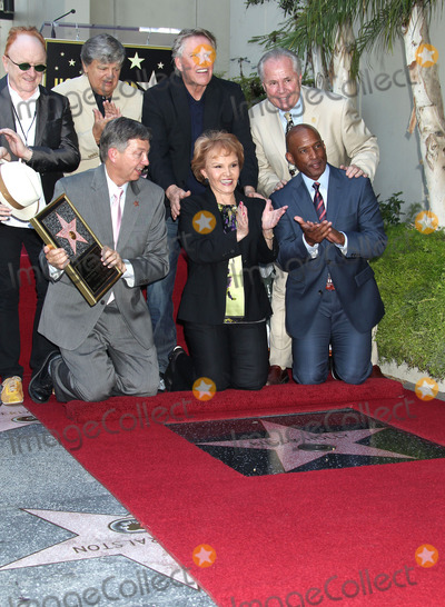 Phil Everly Photo - 07 September 2011 - Hollywood California - Peter Asher Leron Gubler Phil Everly Gary Busey Maria Elena Holly Tom LaBonge Marty Shelton Buddy Holly posthumous STAR Induction into The Hollywood Walk of Fame on his 75th Birthday held in front of the Capital Records Building on Vine Street Photo Credit Russ ElliotAdMedia