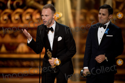 Justin Paul Photo - 26 February 2017 - Hollywood California - Justin Paul and Benji Pasek 89th Annual Academy Awards presented by the Academy of Motion Picture Arts and Sciences held at Hollywood  Highland Center Photo Credit AMPASAdMedia