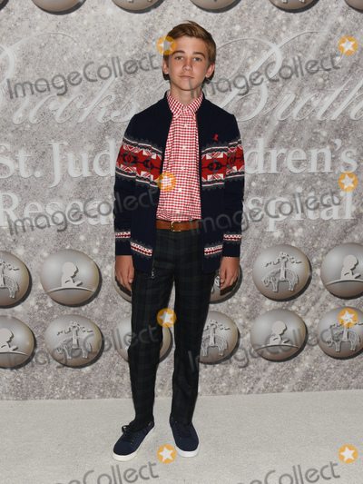 Parker Bates Photo - 07 December 2019 - Hollywood California - Parker Bates Annual Holiday Celebration in West Hollywood to Benefit St Jude Photo Credit Billy BennightAdMedia