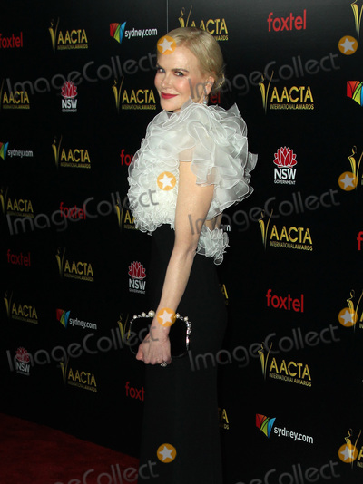 Nicole Kidman Photo - 04 January 2019 - Los Angeles California - Nicole Kidman 8th AACTA International Awards hosted by the Australian Academy held at SKYBAR at Mondrian Los Angeles Photo Credit AdMedia