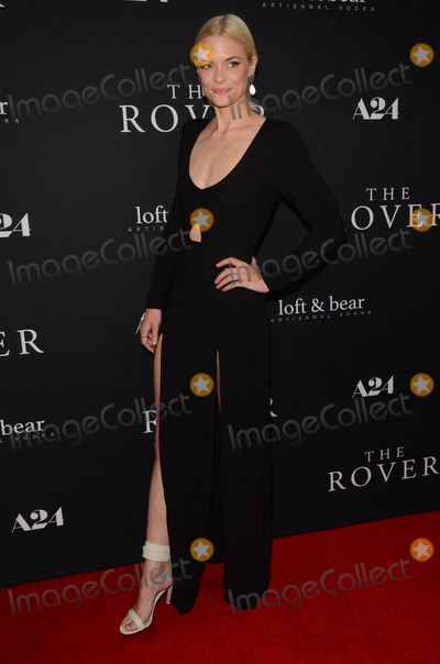 Jamie Pressly Photo - 12 June 2014 - Westwood California - Jamie Pressly Arrivals for the Los Angeles premiere of The Rover at The Regency Bruin Theatre in Westwood Ca Photo Credit Birdie ThompsonAdMedia