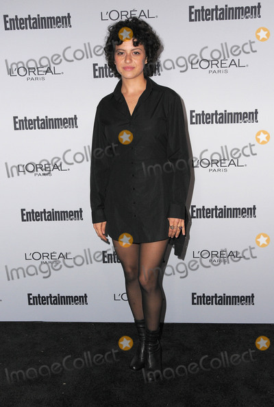 Alia Shawkat Photo - 16 September 2016 - West Hollywood California - Alia Shawkat 2016 Entertainment Weekly Pre-Emmy Party held at Nightingale Plaza Photo Credit Birdie ThompsonAdMedia