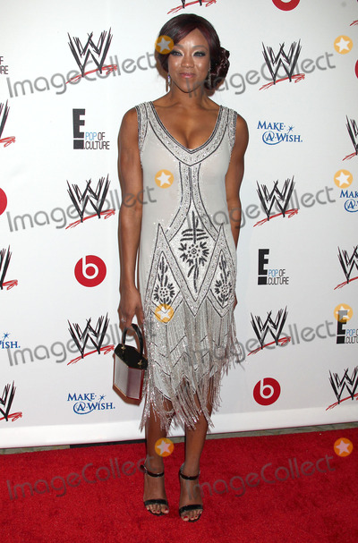 Alicia Fox Photo - 15 August 2013 - Beverly Hills California - Alicia Fox WWE  E Entertainments SuperStars For Hope Make-A-Wish benefit held at The Beverly Hills Hotel Photo Credit Russ ElliotAdMedia