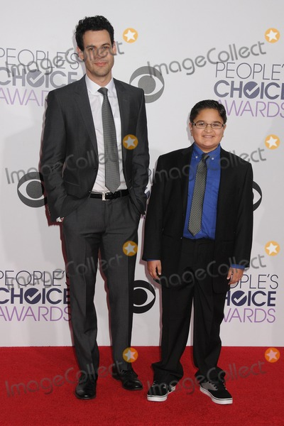 Andrew Leeds Photo - 7 January 2015 - Los Angeles California - Andrew Leeds Jacob Guenther Peoples Choice Awards 2015 - Arrivals held at the Nokia Theatre LA Live Photo Credit Byron PurvisAdMedia