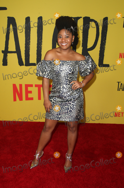 Anjelika Washington Photo - 9 September 2019 - Los Angeles California - Anjelika Washington Premiere Of Netflixs Tall Girl held at Netflix Home Theater Photo Credit FSadouAdMedia