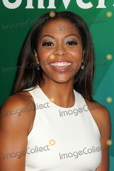 Bresha Webb Photo - 13 August 2015 - Beverly Hills California - Bresha Webb NBC Universal 2015 Summer Press Tour - Day 2 held at the Beverly Hilton Hotel Photo Credit Byron PurvisAdMedia