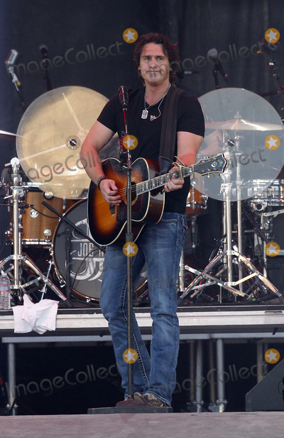 Joe Nichols Photo - 03 October 2015 - Las Vegas NV -  Joe Nichols  2015 Route 91 Harvest Festival Day 2 at MGM Village Photo Credit MJTAdMedia