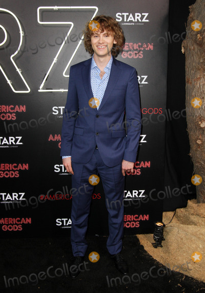 Bruce Langley Photo - 20 April 2017 - Los Angeles California - Bruce Langley American Gods Los Angeles Premiere held at The Cinerama Dome Theatre Photo Credit AdMedia