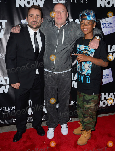Ash Avildsen Photo - 10 March 2015 - Los Angeles California - Ash Avildsen Steve Lobell Kiss  Arrivals for the Los Angeles premiere of What Now held at Laemmle Music Hall Photo Credit Birdie ThompsonAdMedia