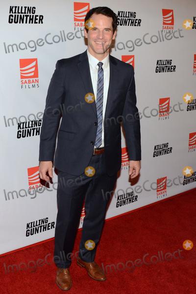 TLC Photo - 14 October 2017 - Hollywood California - RYAN GUAL Killing Gunther Los Angeles Premiere held at TLC Chinese Theater Photo Credit Billy BennightAdMedia