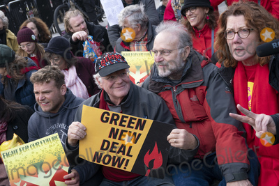 Jane Fonda Photo - Ben Cohen and Jerry Greenfield of Ben and Jerrys Ice Cream joined actress and political activist Jane Fonda for a climate protest in front of the White House in Washington DC US on Friday November 8 2019  Activists marched from Capitol Hill to the White House to draw attention to the need to address climate change  Credit Stefani Reynolds  CNPAdMedia