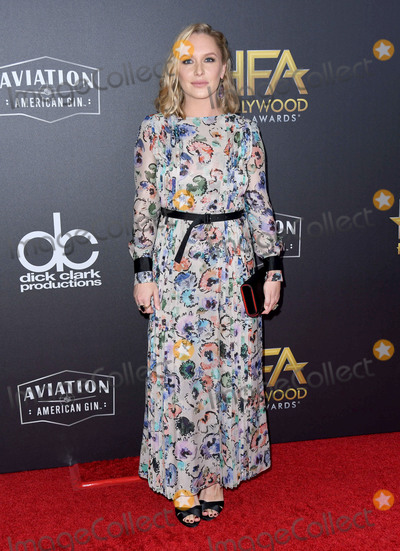 Annie Stark Photo - 04 November 2018 - Beverly Hills California - Annie Starke 22nd Annual Hollywood Film Awards held at Beverly Hilton Hotel Photo Credit Birdie ThompsonAdMedia