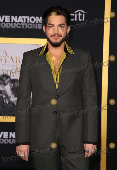 Adam Lambert Photo - 24 September 2018 - Los Angeles California - Adam Lambert A Star is Born Los Angeles Premiere held at The Shrine Auditorium Photo Credit Faye SadouAdMedia