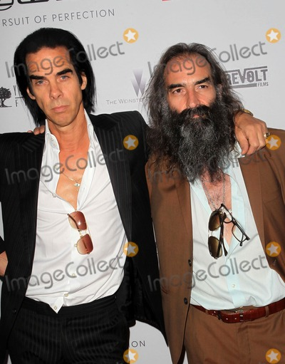 Nick Warren Photo - 12 August 2012 - Hollywood California - Nick Cave Warren Ellis LAWLESS Premiere In Los Angeles Sponsored By DeLeon And Presented By The Weinstein Company Revolt Films Yucapia Films and Lexus Held at ArcLight Cinemas Photo Credit Kevan BrooksAdMedia
