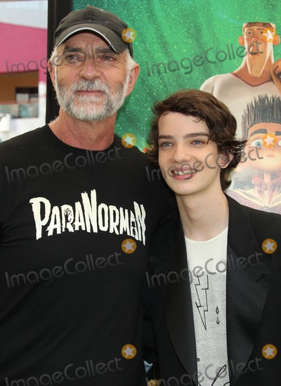 Andy McPhee Photo - 05 August 2012 - Universal City California - Andy McPhee Kodi Smit-McPhee ParaNorman Los Angeles Premiere held at AMC CityWalk Stadium 19 Theatre Photo Credit Russ ElliotAdMedia