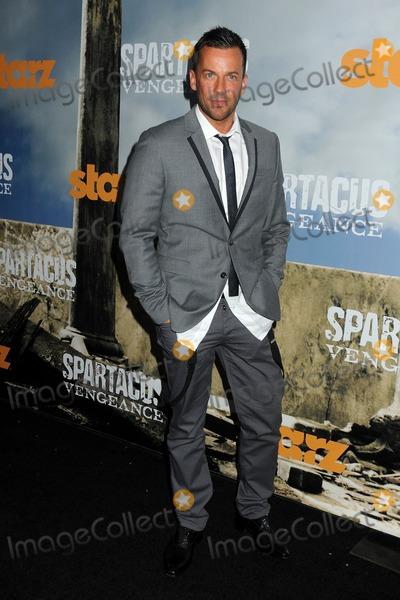 Craig Parker Photo - 18 January 2012 - Hollywood California - Craig Parker Spartacus Vengeance Premiere Screening held at Arclight Cinemas Photo Credit Byron PurvisAdMedia