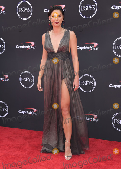 Alex Morgan Photo - 18 July 2018 - Los Angeles California - Alex Morgan The 2018 ESPYS held at the Microsoft Theater Photo Credit Birdie ThompsonAdMedia