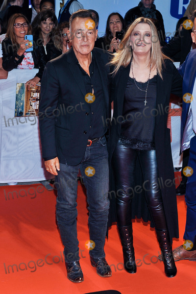 Bruce Springsteen Photo - 12 September 2019 - Toronto Ontario Canada - Bruce Springsteen Carolyn Blackwood 2019 Toronto International Film Festival - Western Stars Premiere held at Roy Thomson Hall Photo Credit Brent PerniacAdMedia