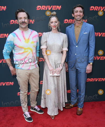Lee Pace Photo - 29 July 2019 - Hollywood California - Jason Sudeikis Judy Greer Lee Pace Driven Los Angeles Premiere held at Arclight Hollywood Photo Credit Birdie ThompsonAdMedia