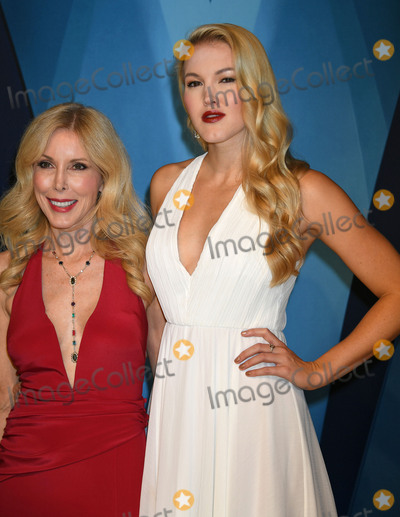 Ashley Campbell Photo - 08 November 2017 - Nashville Tennessee - Kimberly Woolen Ashley Campbell 51st Annual CMA Awards Country Musics Biggest Night held at Bridgestone Arena Photo Credit Laura FarrAdMedia