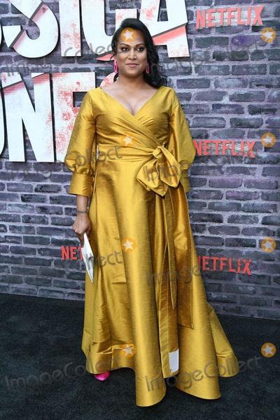 Aneesh Sheth Photo - 28 May 2019 - Hollywood California - Aneesh Sheth Special Screening Of Netflixs Jessica Jones Season 3 held at Arclight Hollywood Photo Credit Birdie ThompsonAdMedia