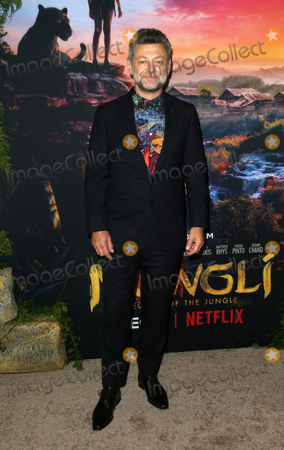 Andy Serkis Photo - 28 November 2018-  Hollywood Andy Serkis the Mowgli Legend Of The Jungle Premiere held at ArcLight Hollywood Photo Credit Faye SadouAdMedia