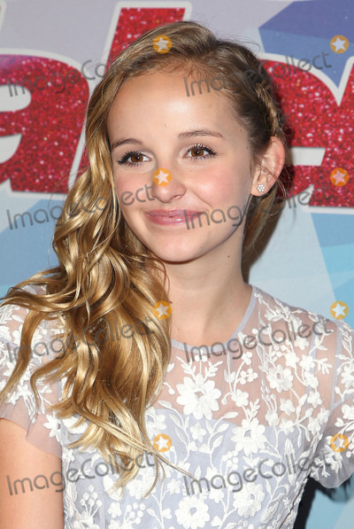 Evie Clair Photo - 19 September 2017 - Hollywood California - Evie Clair NBC Americas Got Talent Season 12 Finale Week held at Dolby Theatre Photo Credit F SadouAdMedia