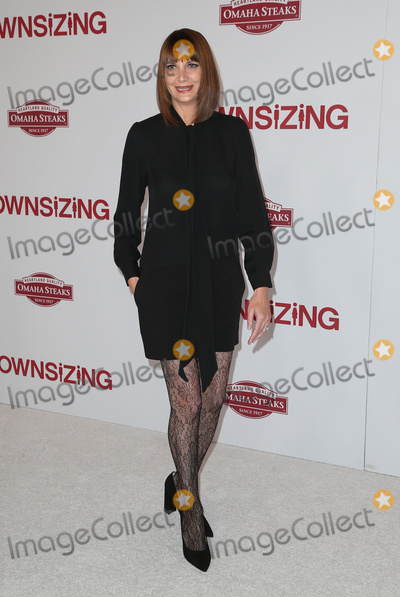 Kerri Kenney Photo - 18 December 2017 - Westwood California - Kerri Kenney Paramount Pictures Special Screening of Downsizing Photo Credit F SadouAdMedia