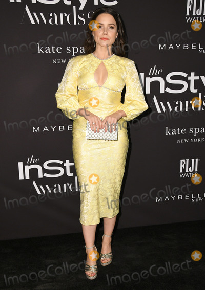 Sophia Bush Photo - 21 October 2019 - Hollywood California - Sophia Bush 2019 InStyle Awards held at The Getty Center Photo Credit Birdie ThompsonAdMedia