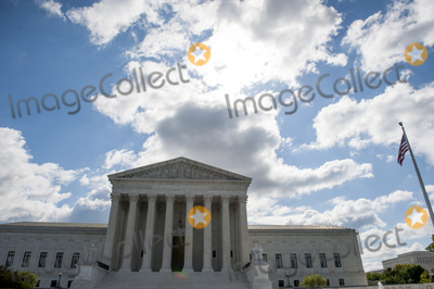 Supremes Photo - Clouds pass over the Supreme Court of the United States which began began hearing arguments considering whether or not President Trump can shield his income tax returns from disclosure keeping his private financial records from congressional committees and a New York prosecutor in Washington DC Tuesday May 12 2020 Credit Rod Lamkey  CNPAdMedia