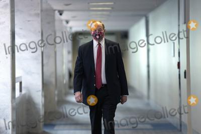 Alabama Photo - United States Senator Richard Shelby (Republican of Alabama) arrives to GOP policy luncheons on Capitol Hill in Washington DC US on Tuesday June 2 2020  Credit Stefani Reynolds  CNPAdMedia