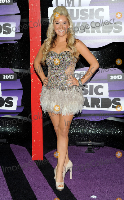 Ali Dee Photo - 05 June 2013 - Nashville Tennessee - Ali Dee 2013 CMT Music Awards held at Bridgestone Arena Photo Credit Ryan PavlovAdMedia