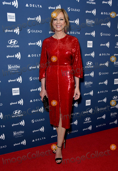 Allison Janney Photo - 28 March 2019 - Beverly Hills California - Allison Janney 30th Annual GLAAD Media Awards held at Beverly Hilton Hotel Photo Credit Birdie ThompsonAdMedia