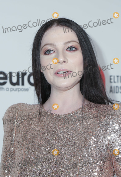 Michelle Trachtenberg Photo - 09 February 2020 - West Hollywood California - Michelle Trachtenberg 28th Annual Elton John Academy Awards Viewing Party held at West Hollywood Park Photo Credit PMAAdMedia