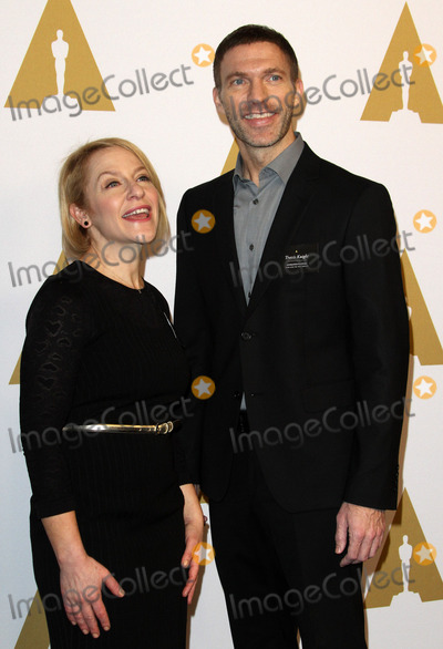 Arianne Sutner Photo - 6 February 2017 - Los Angeles California - Arianne Sutner and Travis Knight 89th Oscars Nominees Luncheon held in the Grand Ballroom at the Beverly Hilton Hotel in Beverly Hills Photo Credit AdMedia