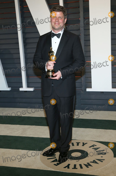 Adam Stockhausen Photo - 22 February 2015 - Beverly Hills California - Adam Stockhausen 2015 Vanity Fair Oscar Party Hosted By Graydon Carter following the 87th Academy Awards held at the Wallis Annenberg Center for the Performing Arts Photo Credit AdMedia