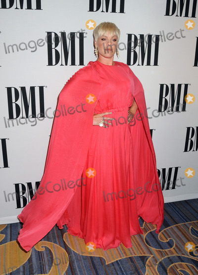 Alecia Moore Photo - 12 May 2015 - Beverly Hills California - Pink Alecia Moore 63rd Annual BMI Pop Awards held at The Beverly Wilshire Hotel Photo Credit Byron PurvisAdMedia