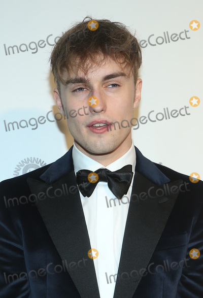 Sam Fender Photo - AJ Michalka09 February 2020 - West Hollywood California - Sam Fender 28th Annual Elton John Academy Awards Viewing Party held at West Hollywood Park Photo Credit FSAdMedia