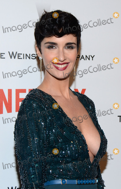 Paz Vega Photo - 11 January 2015 - Beverly Hills California - Paz Vega The Weinstein Company and Netflix 2015 Golden Globes After Party celebrating the 72nd Annual Golden Globe Awards held at Robinsons May Lot Photo Credit Tonya WiseAdMedia