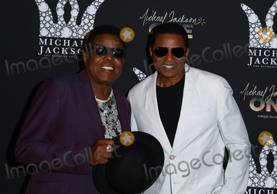 Michael Jackson Photo - 29 August 2018 - Las Vegas NV -  Tito Jackson Jackie Jackson  Michael Jackson diamond birthday celebration at Mandalay Bay Resort and Casino Photo Credit MJTAdMedia