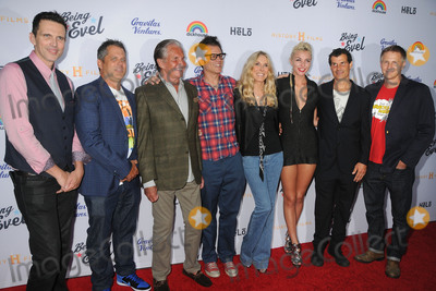Ashley Hamilton Photo - 19 August 2015 - Hollywood California - Ashley Hamilton Jeff Tremaine George Hamilton Johnny Knoxville Alana Stewart Maty Noyes Mat Hoffman Daniel Junge Being Evel Los Angeles Premiere held at Arclight Cinemas Photo Credit Byron PurvisAdMedia
